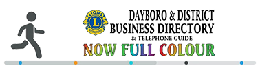 Dayboro Lions Business Directory Logo