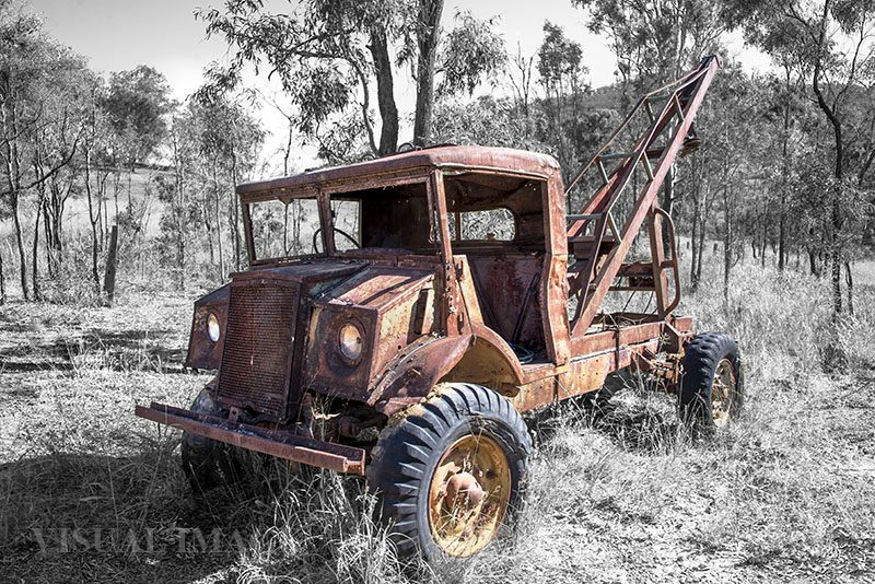Historic Tow photo by Visual Image